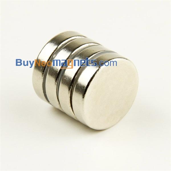 10mm Diameter x 5mm Thick Strong NdFeb Neodymium Disc Round Magnets 10 x 5 mm